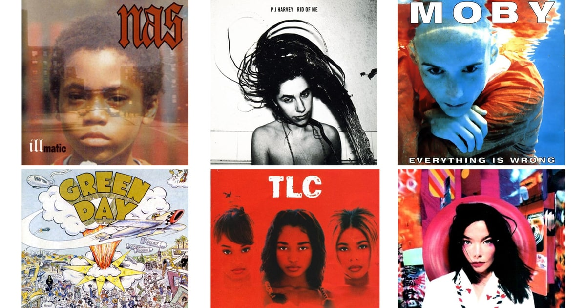 5 Of The Best Albums From The 1990s Megri News Analysis