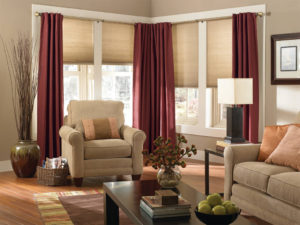 Combination Window Coverings