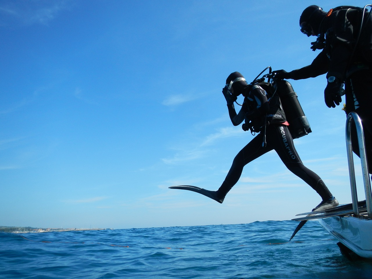 The Best Sites for ColdWater Dives