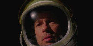 Ad Astra Movie Trailer featuring Brad Pitt