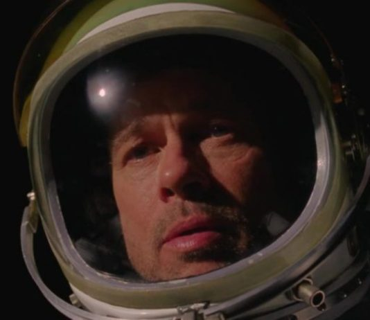 Ad Astra Movie Trailer featuring Brad Pitt
